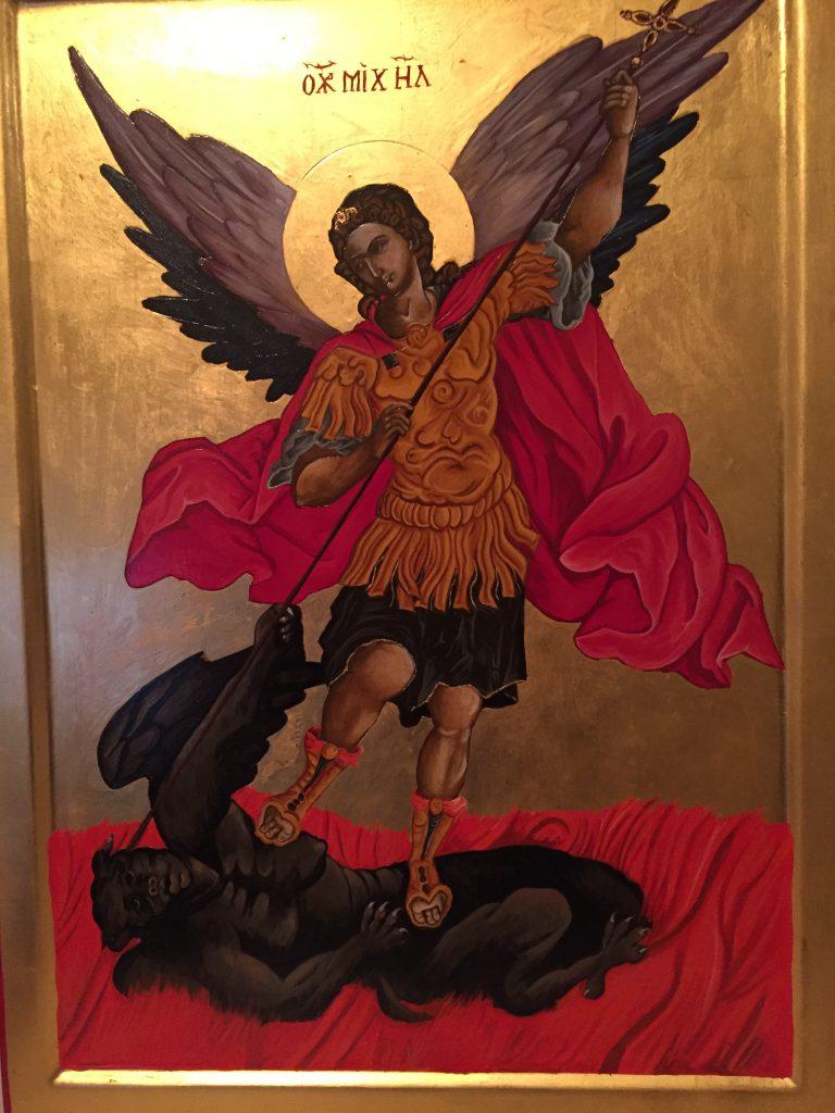 Icone Sacre - San Michele