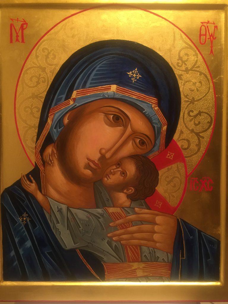 Icone Sacre - Madonna della tenerezza