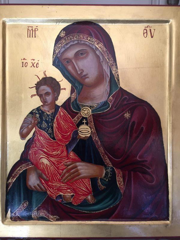 Icone Sacre - Madonna della consolazione