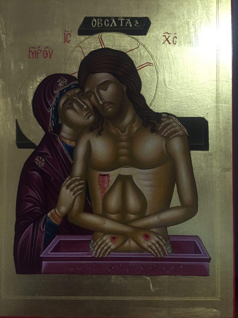 Icone Sacre - Madre non piangere per me