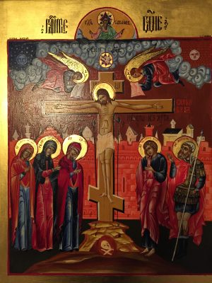 Icone Sacre - Crocifissione